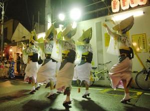 下北沢阿波踊り2009