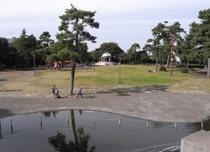 相模大野中央公園の池