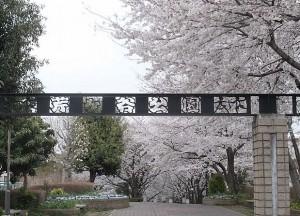 芹ヶ谷公園門