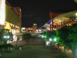 ビナウォーク 夜景